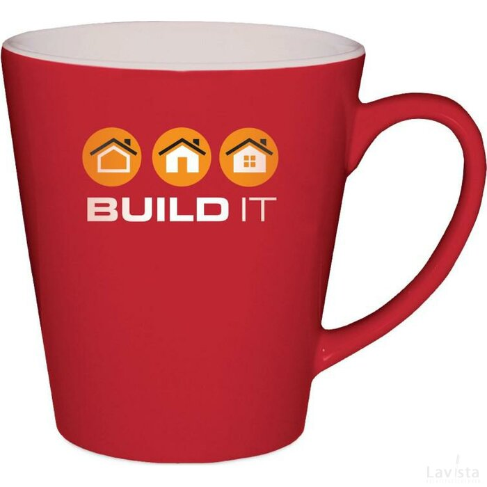 Deltacup Rood