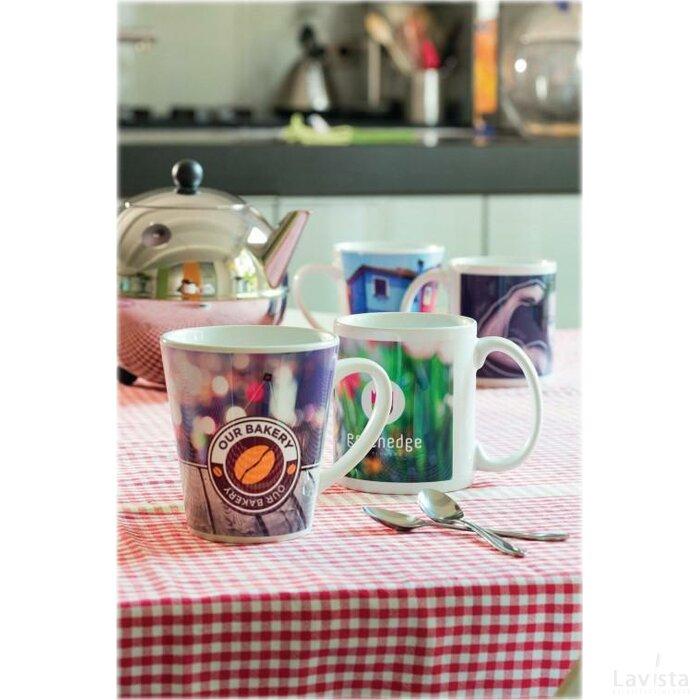 Fullcolour Mug Imagine Mok Wit