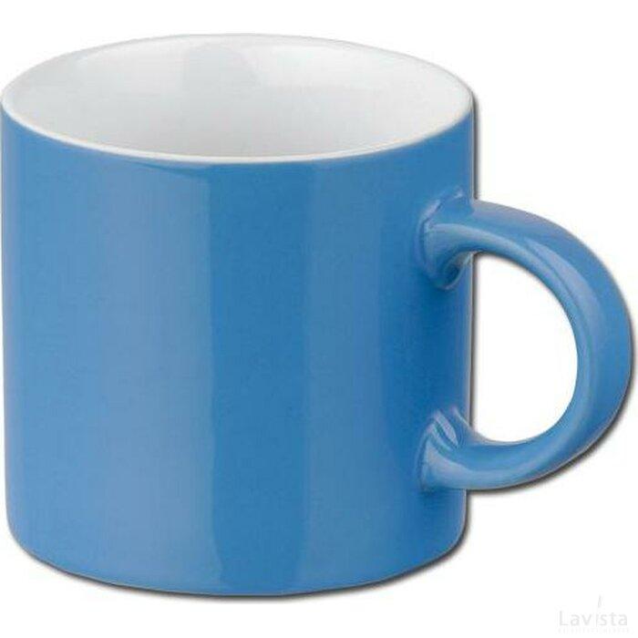 Mok Virgil lichtblauw