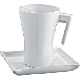 Koffiekopje met schotel Zerbst