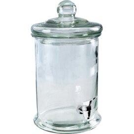 Glazen pot Wittlich