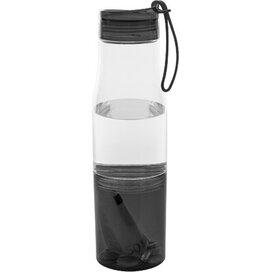 Hide away drinkfles Zwart