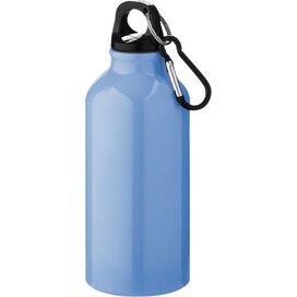 Oregon drinkfles met karabijnhaak Lichtblauw