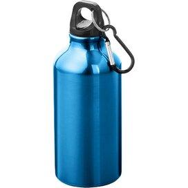 Oregon drinkfles met karabijnhaak blauw