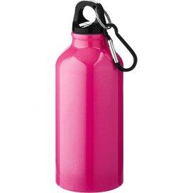 Oregon drinkfles met karabijnhaak Neon Pink