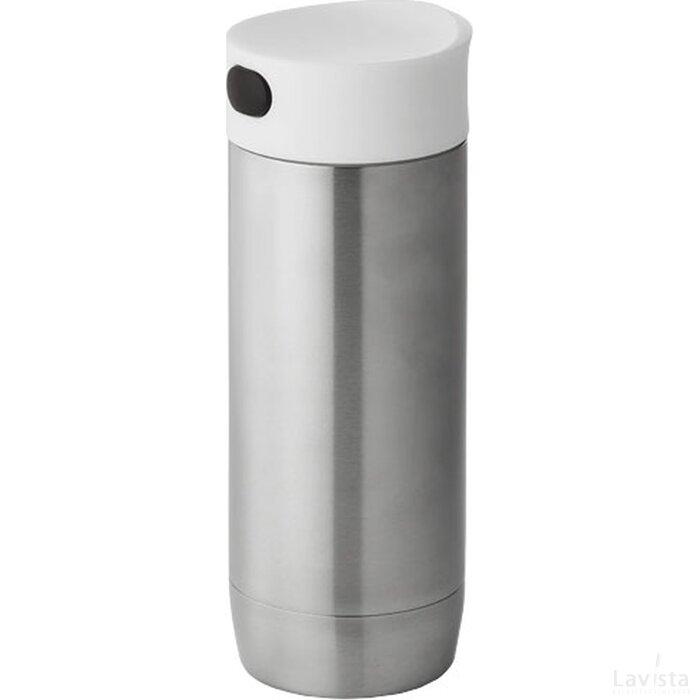 Valby lekvrije vacuüm geïsoleerde drinkbeker Zilver