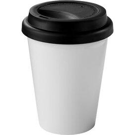 Zamzam geïsoleerde drinkbeker Wit,Zwart