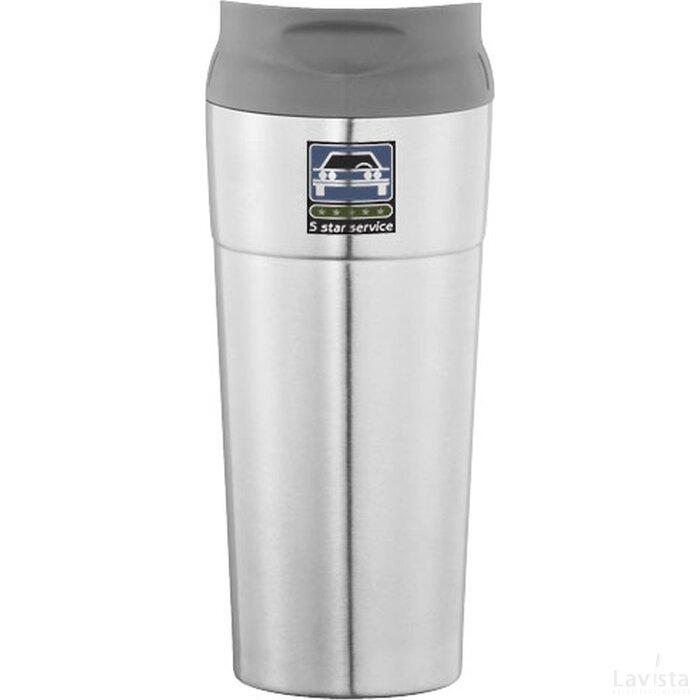 Zissou geïsoleerde drinkbeker Zilver