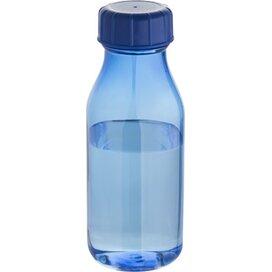 Square drinkfles koningsblauw