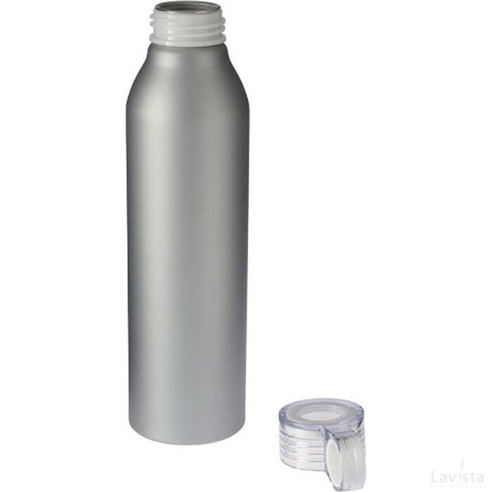 Grom aluminium sportfles Zilver
