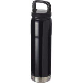 Hemmings koper vacuüm drinkfles met keramische binnenwand Zwart
