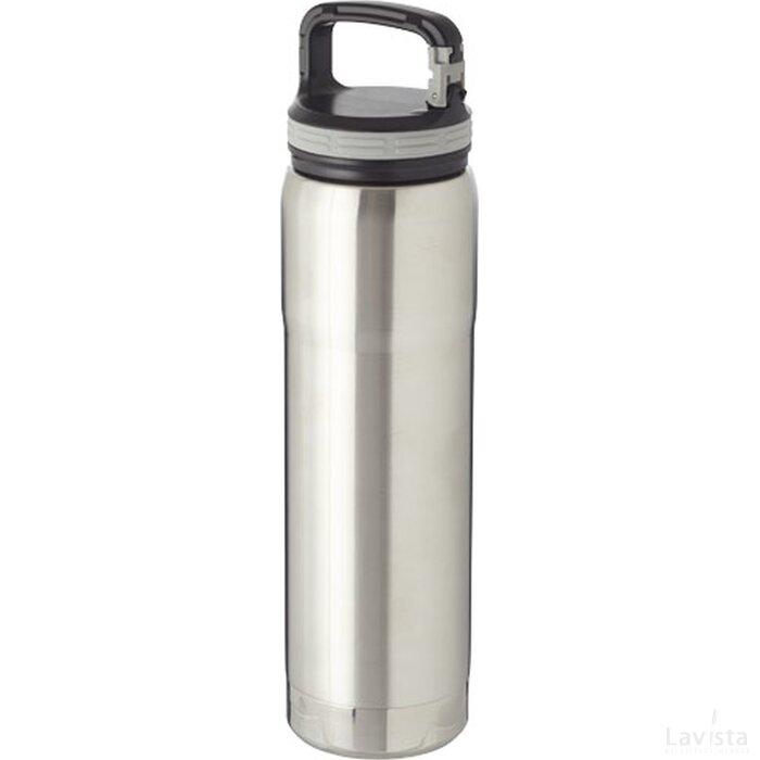 Hemmings koper vacuüm geïsoleerde drinkfles met keramische binnenwand Zilver