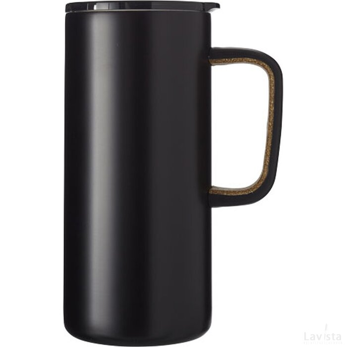 Valhalla koper vacuüm geïsoleerde drinkbeker met handvat