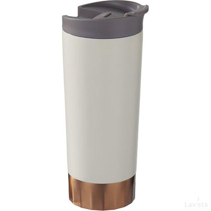 Peeta koper vacuüm geïsoleerde drinkbeker chroom