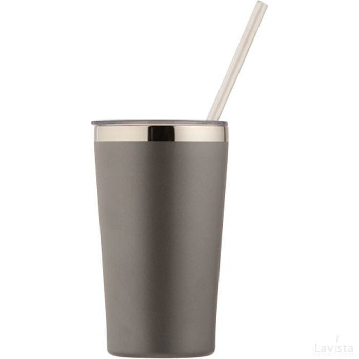 Thor koper vacuüm geïsoleerde drinkbeker