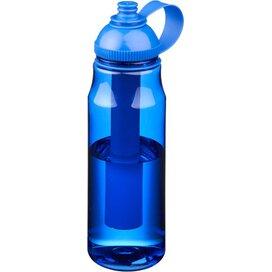 Artic drinkfles met koelelement blauw