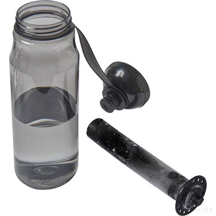 Artic drinkfles met koelelement Zwart