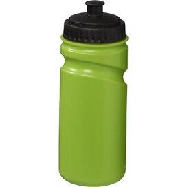 Gekleurde Easy Squeezy bidon Groen,Zwart