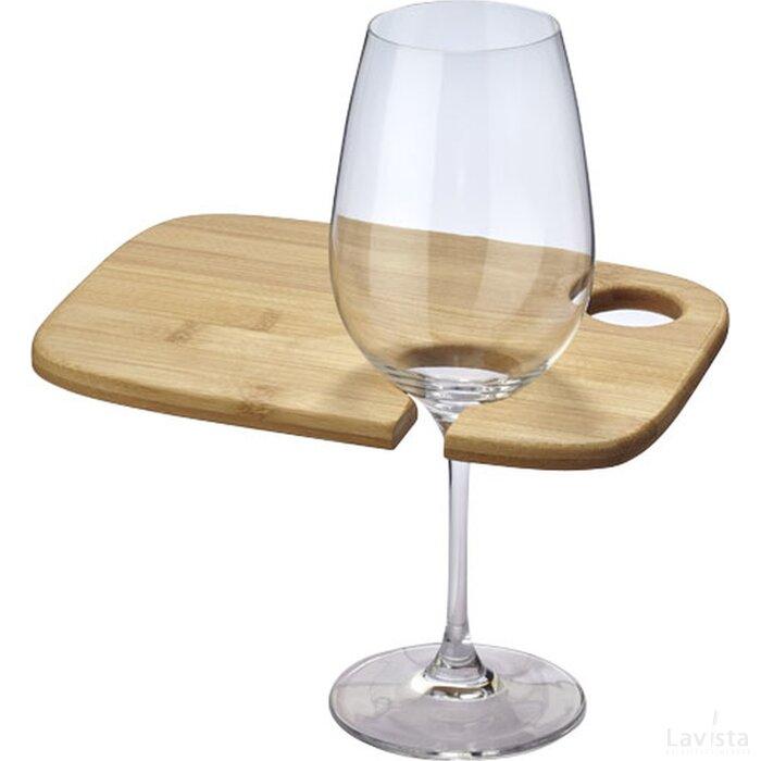 Miller wijn en amuse set