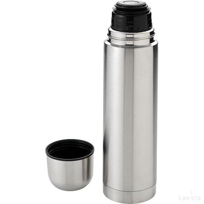 Sullivan geïsoleerde thermosfles Zilver