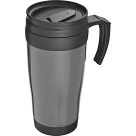 Kunststof drinkbeker met afsluitbare deksel- 0,4L Sandau