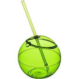 Fiesta bal met rietje Lime