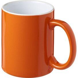 Java mok Oranje,Wit