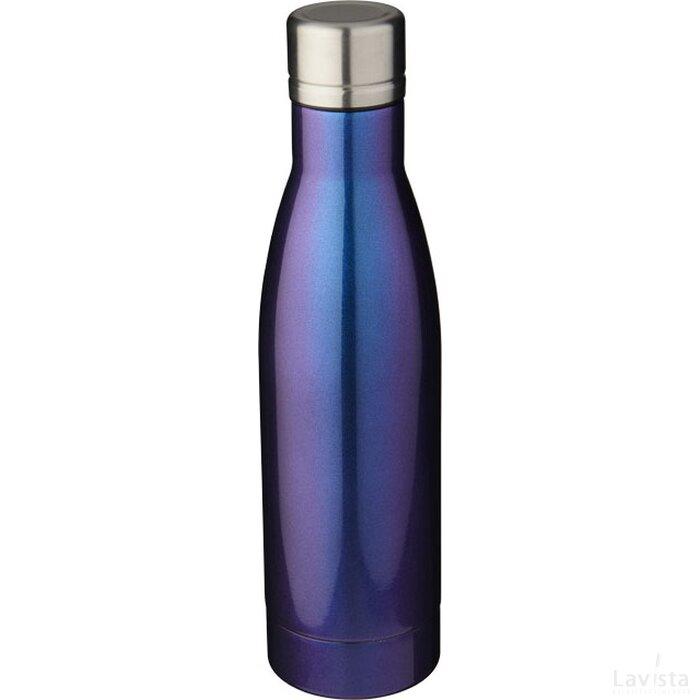 Vasa Aurora vacuüm geïsoleerde fles met koper blauw
