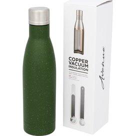 Vasa gespikkelde koperen vacuüm geïsoleerde fles Groen