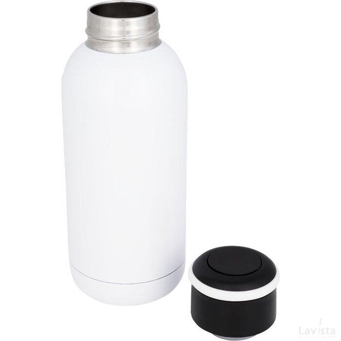 Copa mini koper vacuüm geïsoleerde fles Wit