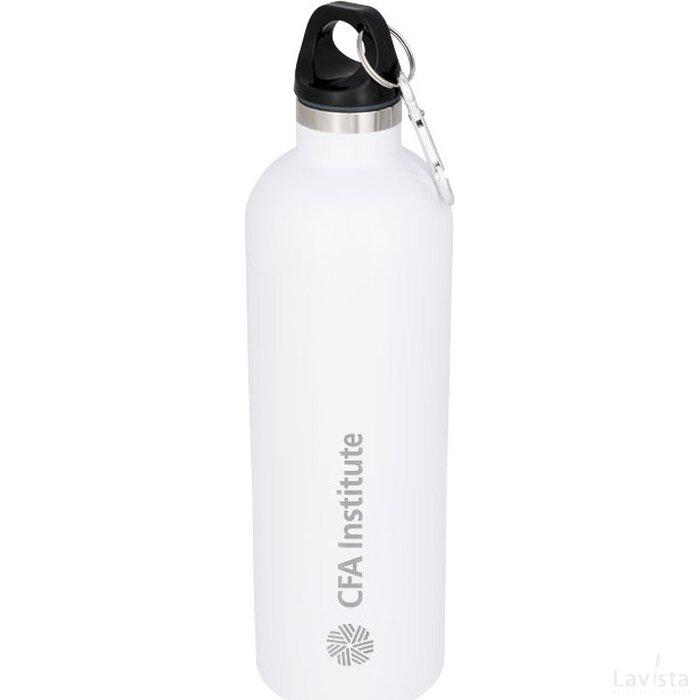 Atlantic vacuüm geïsoleerde fles Wit