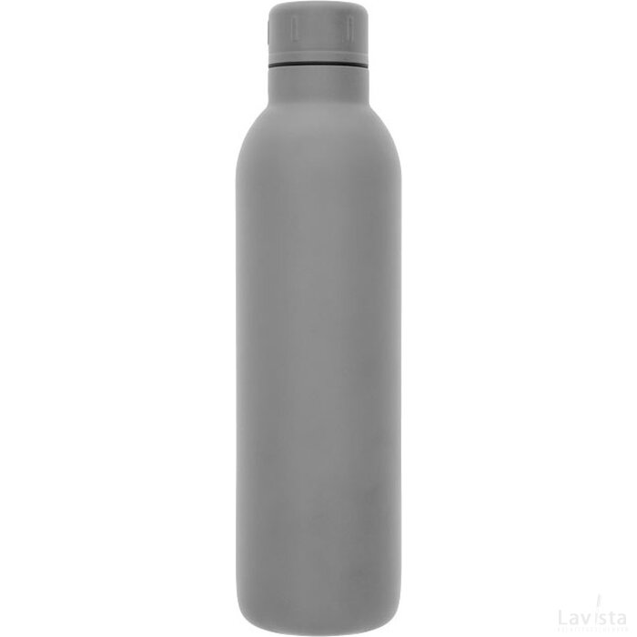 Thor 510 ml koper vacuüm geïsoleerde drinkfles Grijs