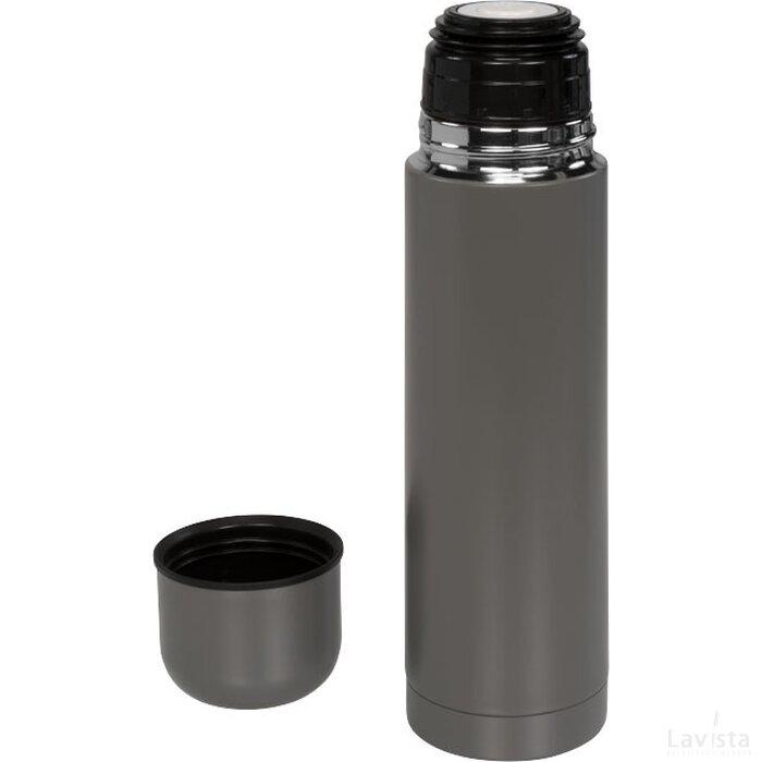 Gallup matte 500 ml vacuum geïsoleerde thermosfles Grijs