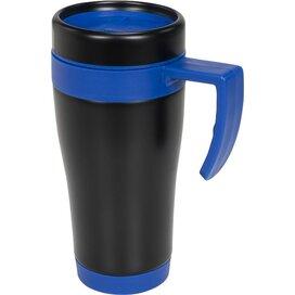 Cayo 400 ml geïsoleerde mok blauw