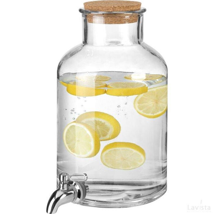 Luton 5 liter drank dispenser Transparant