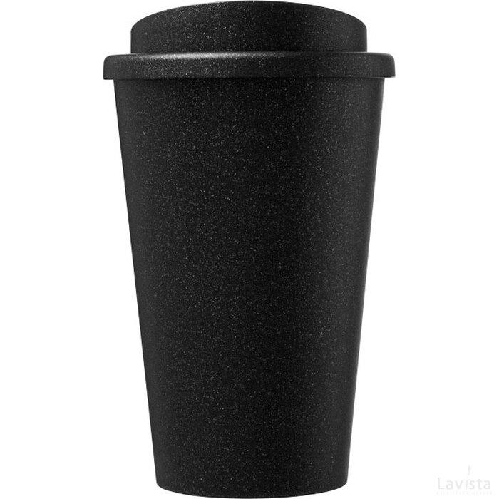 Americano® Midnight 350 ml geïsoleerde beker Zwart