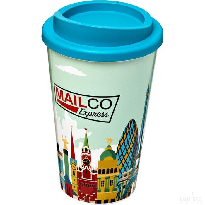 Brite Americano® 350 ml geïsoleerde beker aqua
