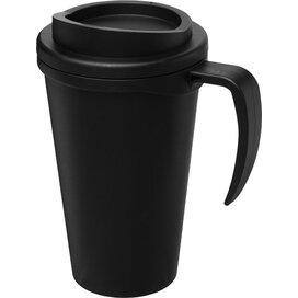 Americano® grande 350 ml geïsoleerde beker Zwart