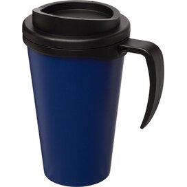 Americano® grande 350 ml geïsoleerde beker blauw,Zwart