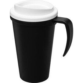 Americano® grande 350 ml geïsoleerde beker Zwart,Wit