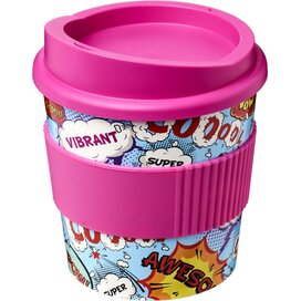 Brite Americano® primo 250 ml beker met grip Roze Magenta