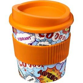 Brite Americano® primo 250 ml beker met grip Oranje