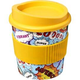 Brite Americano® primo 250 ml beker met grip geel