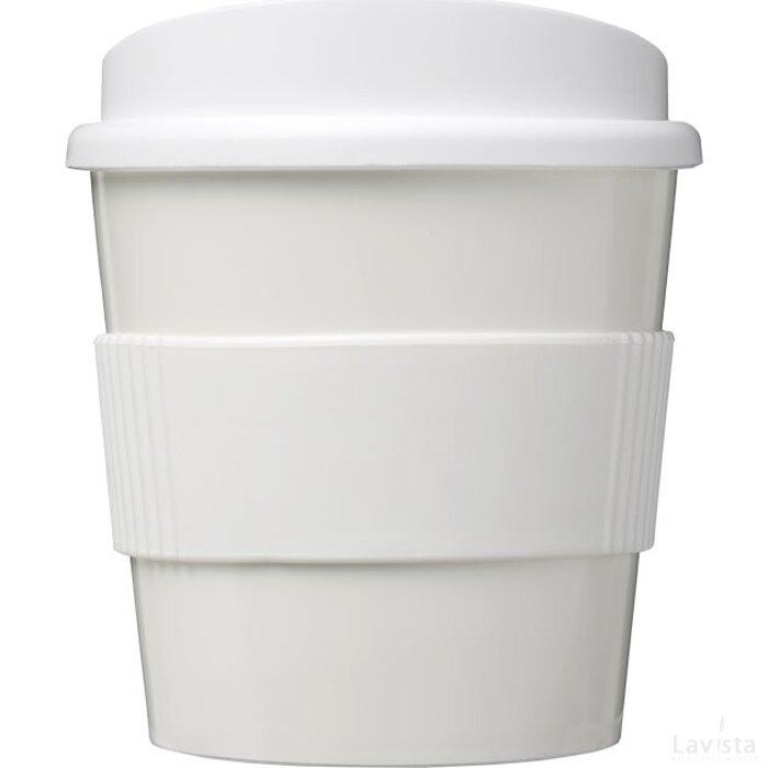Brite Americano® primo 250 ml beker met grip Wit