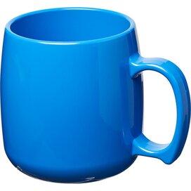 Classic 300 ml kunststof mok blauw