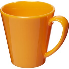 Supreme 350 ml kunststof mok Oranje
