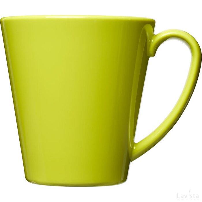 Supreme 350 ml kunststof mok Lime