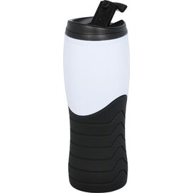 Tracker 400 ml drinkbeker Wit