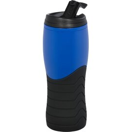 Tracker 400 ml drinkbeker blauw
