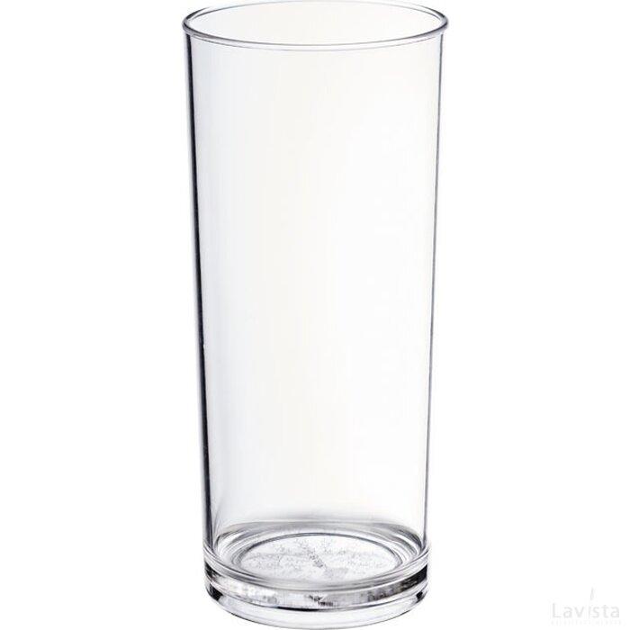 Hiball premium 284 ml kunststof beker Transparant